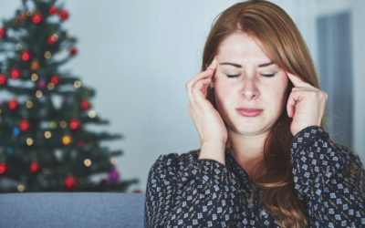 Christmas holidays are a stress booster. Here's what you should do to avoid it