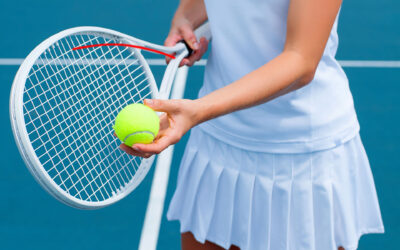 Women's passion for tennis